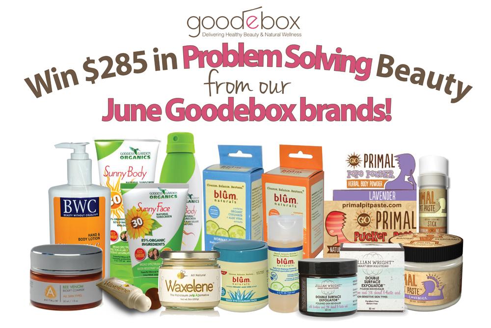 Problem Solvin June Giveaway SM