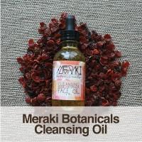 Meraki Cleansing Oil Banner